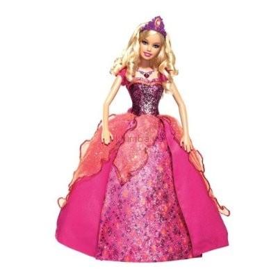 Детская игрушка Barbie Принцесса Лиана, Хрустальный замок