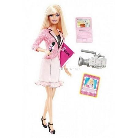 Детская игрушка Barbie Ведущая теленовостей