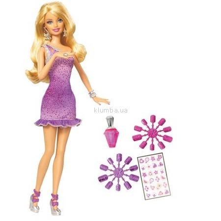 Детская игрушка Barbie Волшебный маникюр