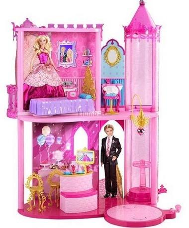 Детская игрушка Barbie Замок Академия принцесс