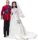 Детская игрушка Barbie Набор кукол Королевская свадьба Вильям и Катерина