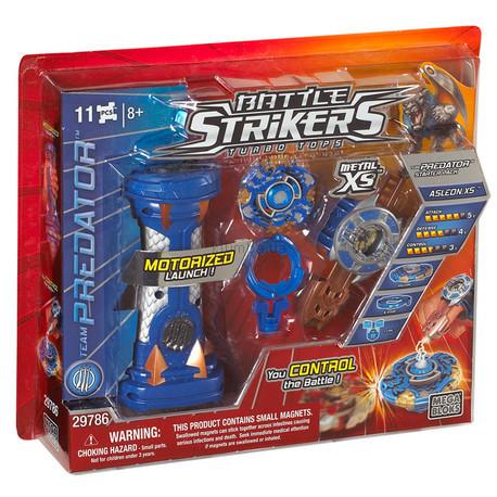Детская игрушка Battle Strikers Магниты cтрайкер Asleon стартовый