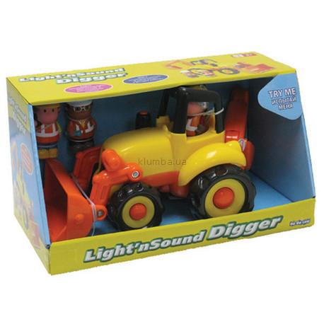 Детская игрушка BeBeLino Трактор с ковшом