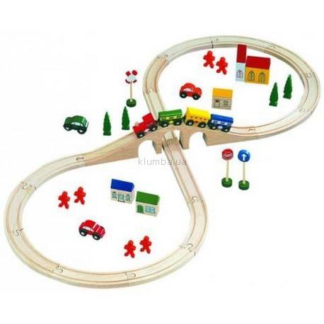 Детская игрушка Bino Автодорога Восьмерка