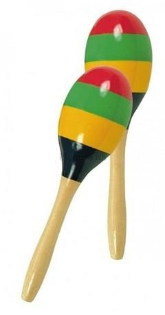 Детская игрушка Bino  Цветные маракасы