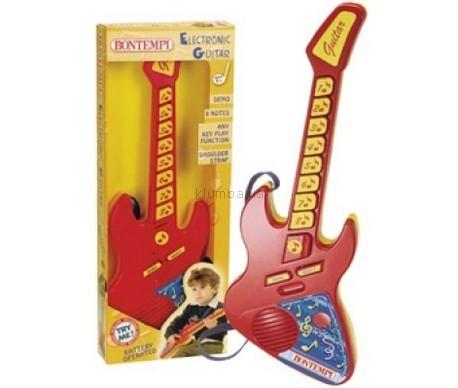 Детская игрушка Bontempi Электронная гитара, 46см
