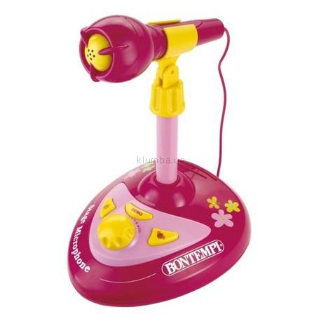 Детская игрушка Bontempi Микрофон настольный