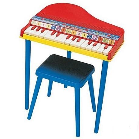 Детская игрушка Bontempi Пианино со стульчиком