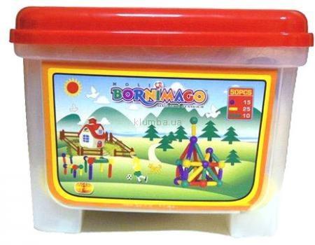 Детская игрушка Bornimago Магнитный конструктор (50 деталей)