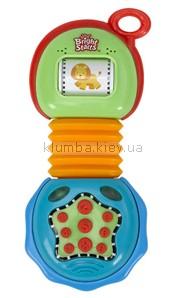 Детская игрушка Bright Starts Музыкальный мобильный телефон (цветной или розовый)
