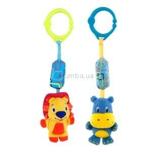 Детская игрушка Bright Starts Подвесные игрушки Дикие звери