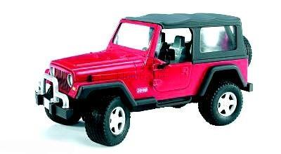 Детская игрушка Bruder Джип Jeep Wrangler