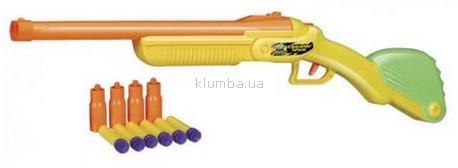 Детская игрушка Buzz BeeToy Помповое  оружие Double Shot Blaster