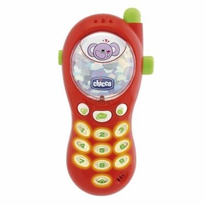 Детская игрушка Chicco Фото-телефон