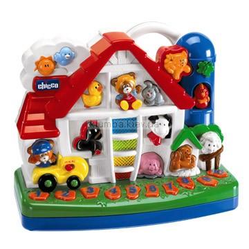Детская игрушка Chicco Говорящая ферма