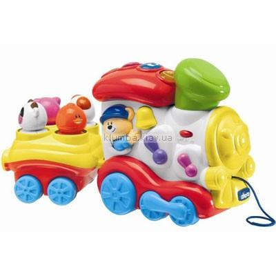 Детская игрушка Chicco Музыкальный поезд