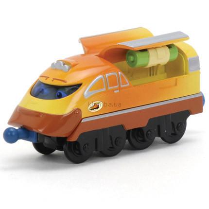Детская игрушка Chuggington Паровозик Чаггер
