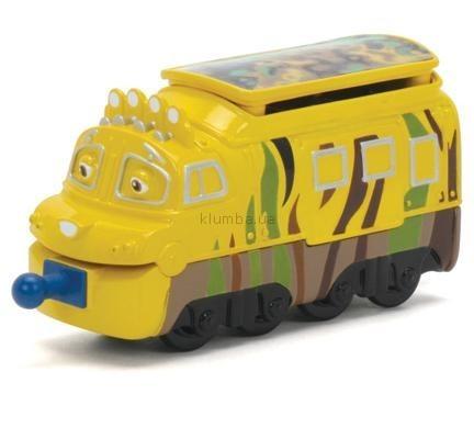 Детская игрушка Chuggington Паровозик Мтамбо