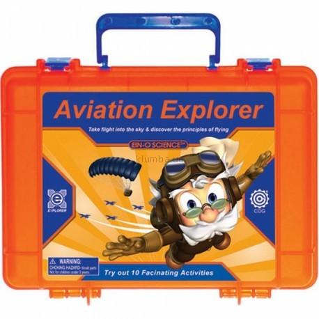 Детская игрушка Cog Авиаприключения (Aviation explorer))