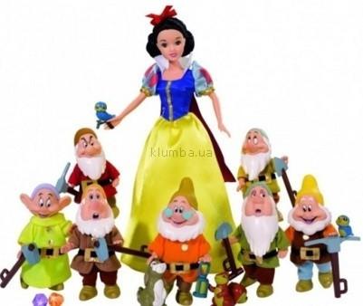 Детская игрушка Disney Белоснежка и 7 гномов