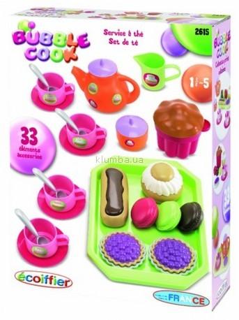 Детская игрушка Ecoiffier (Smoby) Чайный сервиз
