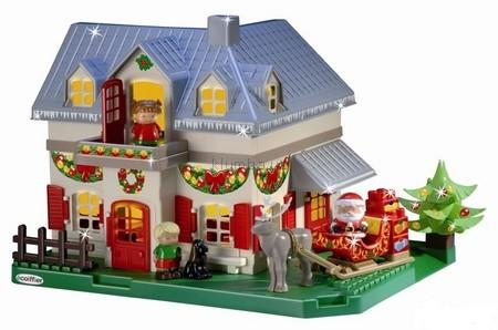 Детская игрушка Ecoiffier (Smoby) Рождественский домик