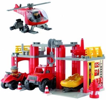 Детская игрушка Ecoiffier (Smoby) Спасательный центр
