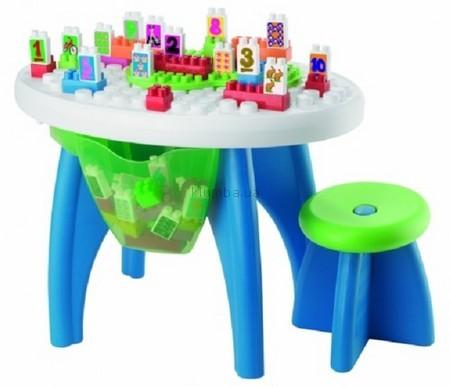 Детская игрушка Ecoiffier (Smoby) Столик и стул