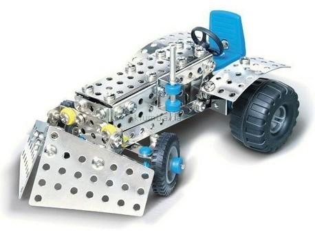 Детская игрушка EiTech Трактор с прицепом (c03)