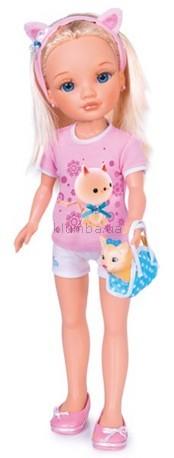 Детская игрушка Famosa Nancy с котенком