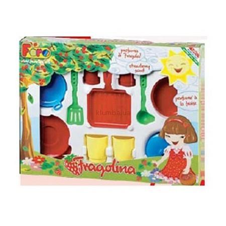 Детская игрушка Faro Кухонные принадлежности к кухне Клубничка