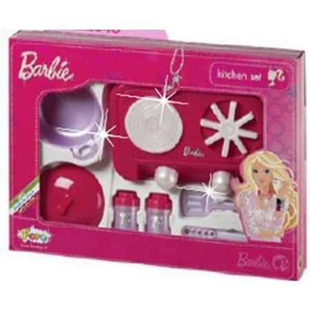 Детская игрушка Faro Посуда Барби-модница