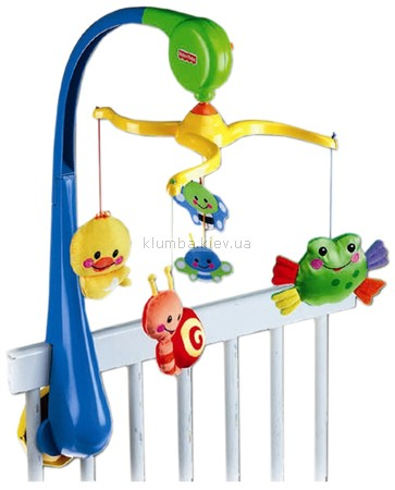 Детская игрушка Fisher Price Первые друзья