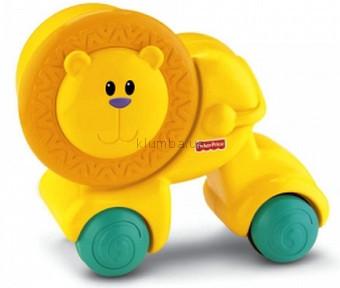 Детская игрушка Fisher Price Инерционный львенок