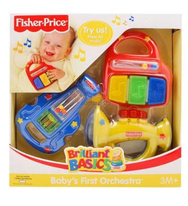 Детская игрушка Fisher Price Мой первый оркестр
