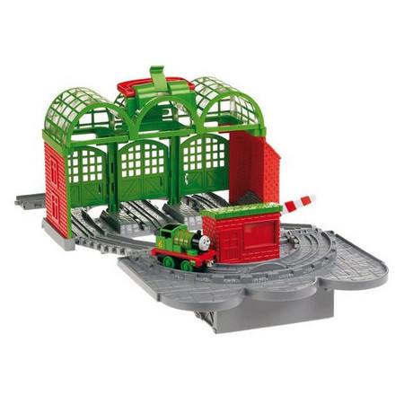 Детская игрушка Fisher Price Томас и друзья, Железнодорожная станция
