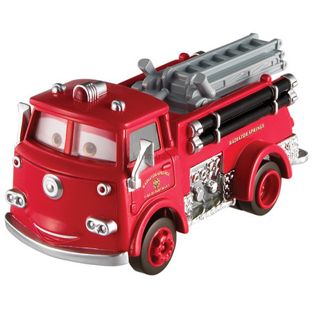 Детская игрушка Fisher Price Тачки 2, коллекционные машинки Delux