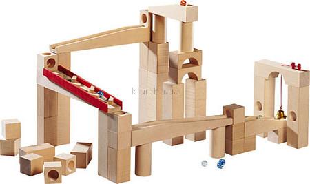 Детская игрушка Haba Конструктор  Кегельбан