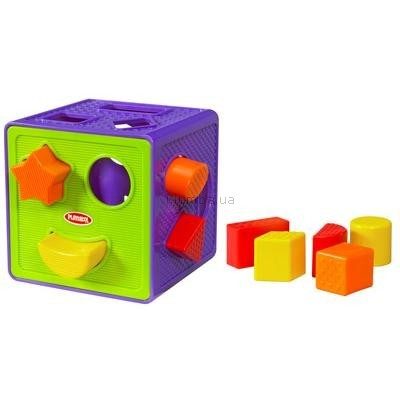 Детская игрушка Hasbro Сортер Куб  Playskool