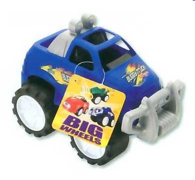 Детская игрушка Keenway Машинка с большими колёсами