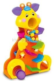 Детская игрушка Kiddieland Веселый жирафик