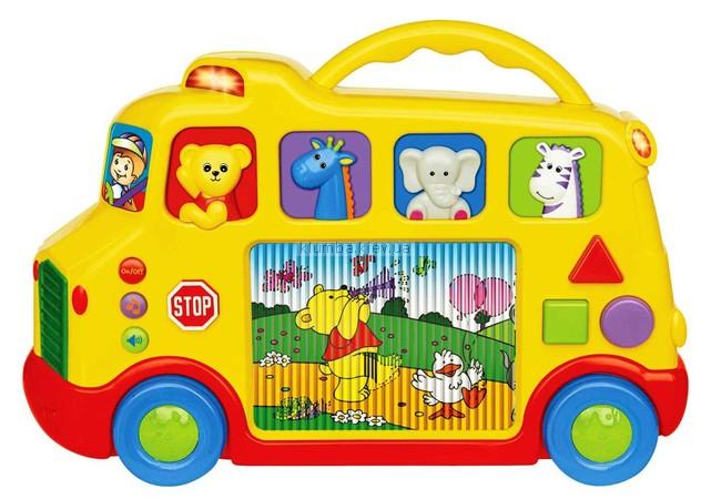 Детская игрушка Kiddieland Телеавтобус