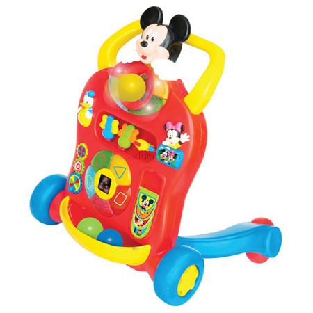 Детская игрушка Kiddieland Ходунки на колесах  Микки
