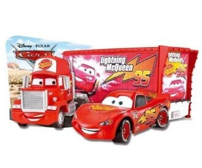 Детская игрушка Klip Kitz Тачки, МакКвин и Мак
