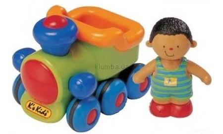 Детская игрушка K's Kids Паровоз с Майклом
