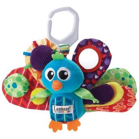 Детская игрушка Lamaze Павлин