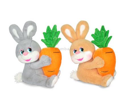 Детская игрушка Lava Заяц с большой морковкой малый