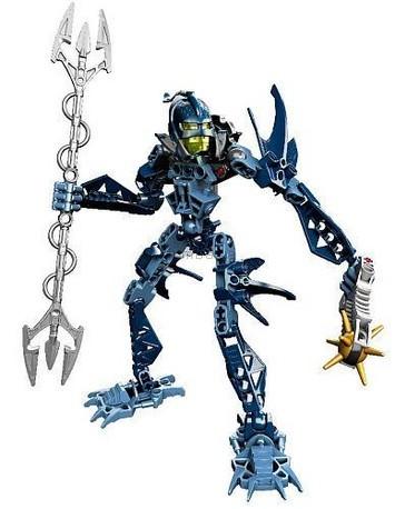 Детская игрушка Lego Bioniclе Киина (8987)