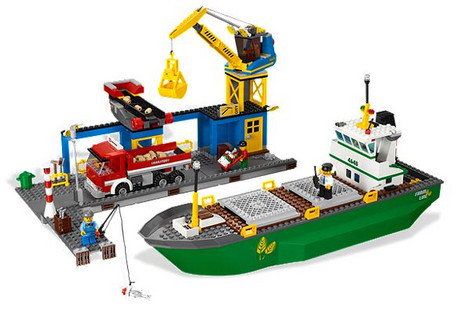 Детская игрушка Lego City Гавань (4645)