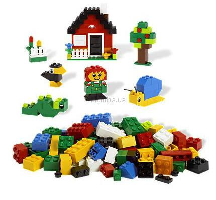 Детская игрушка Lego Creator  Коробка с деталями и кубиками (6161)